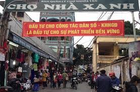 Chung cư ct3b có 21. 3 Khu Chợ Thien Ä'ường Cho Sinh Vien ở Ha Ná»™i Vntrip Vn