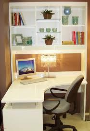 home office corner desk ideas. White Puter Desk With Bookshelf Ideas Home Office Corner
