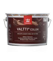 <b>Антисептик Tikkurila</b> Valtti Color декоративный для <b>дерева</b> ...