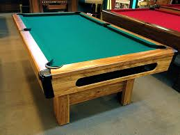 Setting Up A Pool Table Sold Pre Owned Brunswick Bristol Ll 8ft Pool Table Immediate