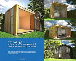 build a garden office. Complete Guide Self Build Garden Offices Office Kits A F