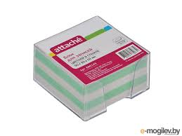 Купить закладку <b>Стикеры Attache Эконом 90x90x50mm</b> Colorful ...