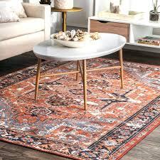 aztec area rugs rust traditional vintage tribal print ornamental area rug aztec fleece area rug target