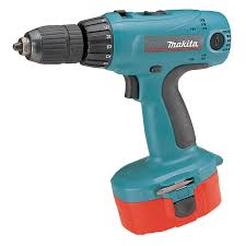 makita 18v drill. 18v cordless drill driver with marathon motor - 6347dwae. high torque at 80nm. all metal gears. large speed switch. externally changeable brushes. makita x