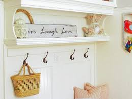 Ideas Mudroom Hooks