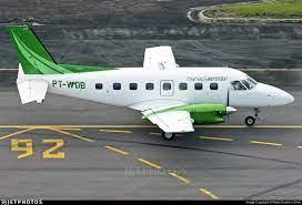 PT-WDB | Embraer EMB-110 Bandeirante | Manaus Aero Taxi | Fábio Duarte e  Silva