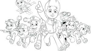 Paw Patrol Everest Printable Coloring Pages Pictures To Print Plus