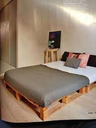 DIY 20 Pallet Bed Frame Ideas | Bed | Pallet beds, Wooden pallet ...