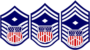 Civil Air Patrol Senior Ranks Chart