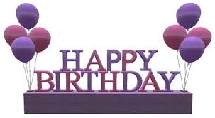 Second Life Marketplace H Homes Mesh Happy Birthday Balloon Sign