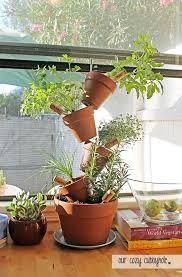 diy vertical herb garden diyverticalherbgarden watermark2