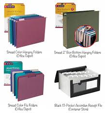 Neat office supplies Front Desk Home Office Filing Organization Pretty Neat Living Home Office File Organization System Home Office Filing Organization Pretty Neat Living Home Office