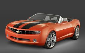 Camaro chevy camaro 2006 : 2007 Chevrolet Camaro Convertible Review - Top Speed