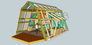 Prefab A Frame House Modified A Frame House Plans You And Your Wacky Sketch Up