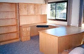 custom wood office furniture. Real Wood Office Desk Custom Solid Furniture Toronto W