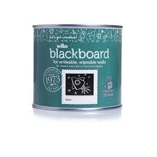exterior blackboard paint homebase. wilko quick dry matt blackboard paint black 500ml exterior homebase