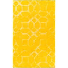 bright yellow outdoor rug area rugs the home depot artistic weavers compressed