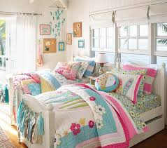 kids bedroom for twin girls. Pottery Barn Kids \u0026 Teen Dorm Bedrooms Bedroom For Twin Girls W