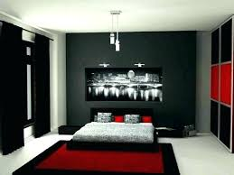 Gray Black And White Bedroom Black White And Gold Bedroom Black ...