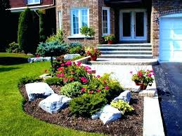 office landscaping ideas. Small Sloped Front Yard Landscaping Ideas Modern  A Best . Office
