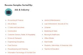 Creating A Perfect Resume 10 Tools And Resources To Write The Perfect Resume