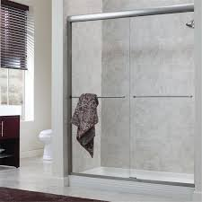 incredible rain glass shower doors with cvss4665 rn sv