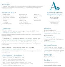 Resume Cover Letter Template One Page Cv Template Download Kairo
