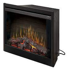 39 deluxe built in electric firebox