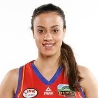 Player statistics for Angela Marino - GameDay
