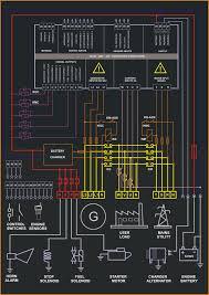 control panel wiring diagram pdf inspirational wiring diagram generator control panel new generator control panel