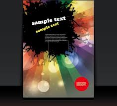book cover template free free cover page designs vector free vector 6 286 free of book