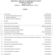 Sample Agendas For Board Meetings Sample Of Agenda Format Basic Formal Meeting Agenda Sample Sample
