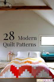 Modern Quilt Design Ideas 28 Modern Quilt Patterns And Modern Quilt Ideas Modern