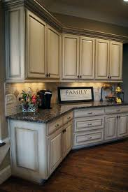kitchens with black distressed cabinets. Distressed White Kitchen Cabinets 75 Examples Amazing Painted Kitchens With Black 6