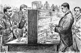 Как родился миф о создании Менделеевым водки Новости ТВ  Химическая лаборатория Фото global look press