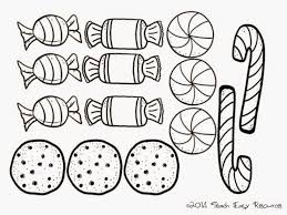 candy template. Interesting Template Printable Gingerbread Craft Template Crafts For Kids With Candy E