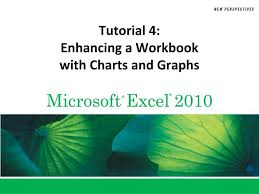 Powerpoint Charts Tutorial Ppt Tutorial 4 Enhancing A Workbook With Charts And