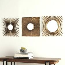 decoration wall decor magnificent decorative wall mirror sets glamorous with wall mirror sets decorating from