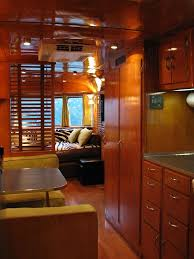 Pin by sherrie sherman on Vintage Campers and Trailers | Airstream  interior, Spartan trailer, Trailer interior