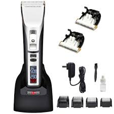 <b>Professional Electric Pet</b> Hair Trimmer Rechargeable Cat <b>Dog</b> ...