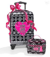 justice makeup. for the little ones: black and white tribal hard shell suitcase @justice justice makeup