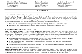 Sample Sales Manager Resume Business Development Resume Examples
