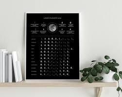 Wiccan Moon Chart Lunar Calendar 2020 Moon Calendar Wicca Printable Moon Phases 2020 Calendar Moon Phase Calendar Lunar Calendar Full Moon 2020