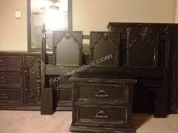 distressed black bedroom furniture.  Furniture Distressed Black Bedroom Furniture And  For N