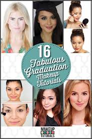 16 graduation makeup tutorials you can wear with confidence