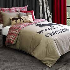 boys cabin theme bedroom kids rustic bedding