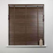 wood venetian blinds. Plain Blinds Walnut 50mm Wood Venetian Blind Throughout Blinds