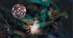 Astrónomos encuentran moléculas de azúcar alrededor de una estrella joven  similar al Sol | SinEmbargo MX