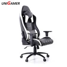 office chair with speakers. UNIGAMER Gaming Chair With Speakers Image/headrest Cover Office Zero Gravity O
