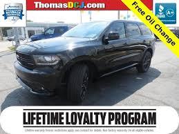 2018 dodge warranty. fine warranty 2018 dodge durango durango sxt plus awd in highland in  thomas  chrysler jeep on dodge warranty